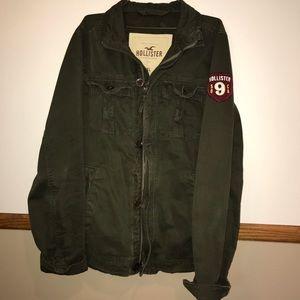 Hollister Army Jacket